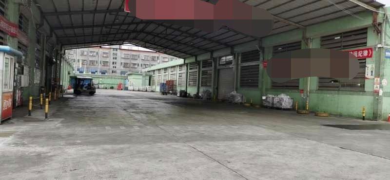 深圳市光明新区新出物流仓带红本5栋钢构25000平米厂房出租-图2