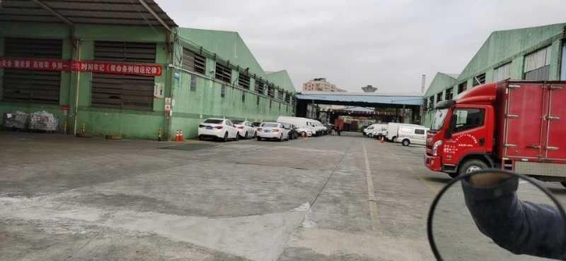 深圳市光明新区新出物流仓带红本5栋钢构25000平米厂房出租