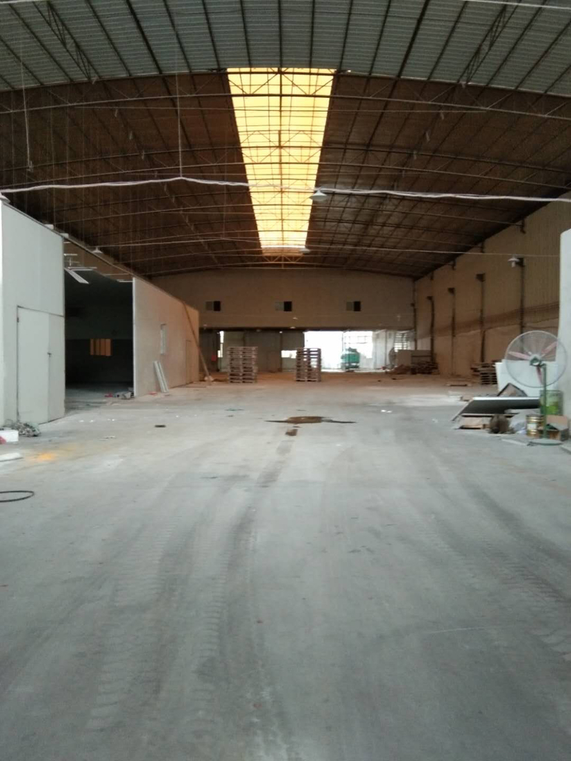 南海松夏燕京啤酒附近独院厂房9米高带牛角1700平方出租-图4