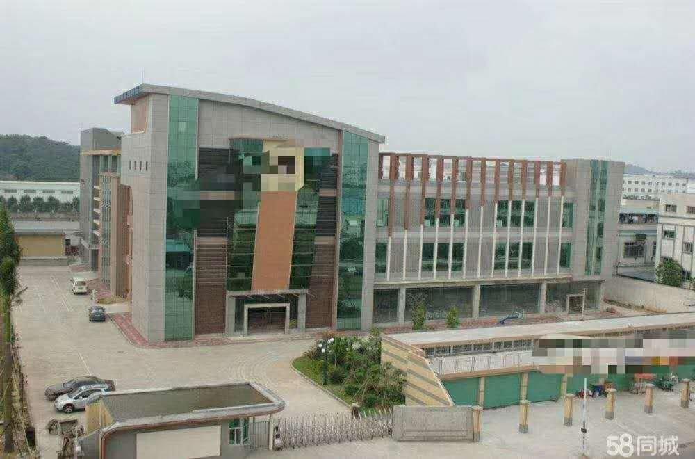 惠州市博罗花园式独园厂房不动产权证7194平方出售