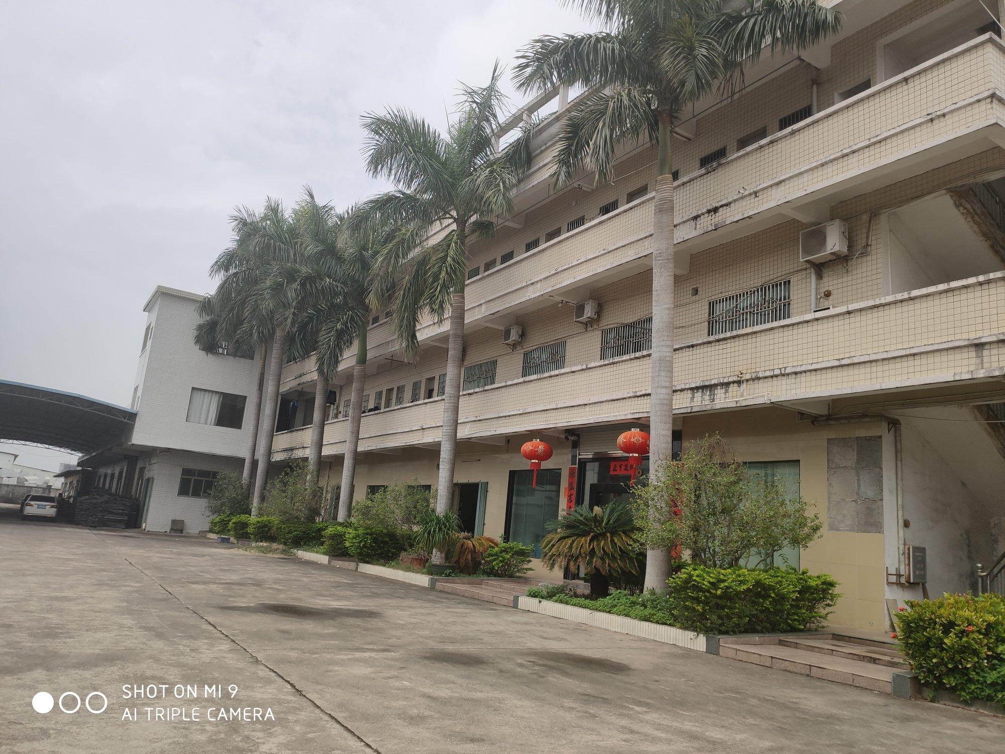 惠州惠东房产证厂房占地11000平米钢构厂房出售