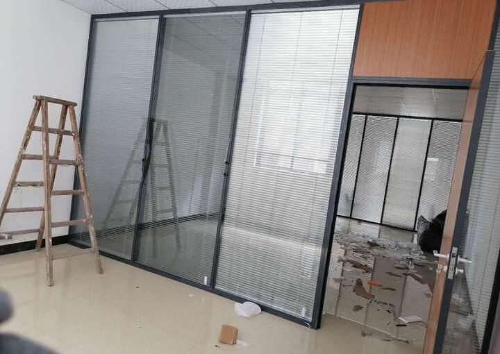 天河车陂地铁口附近150平带简装办公室出租,拎包入住即可办公图片4