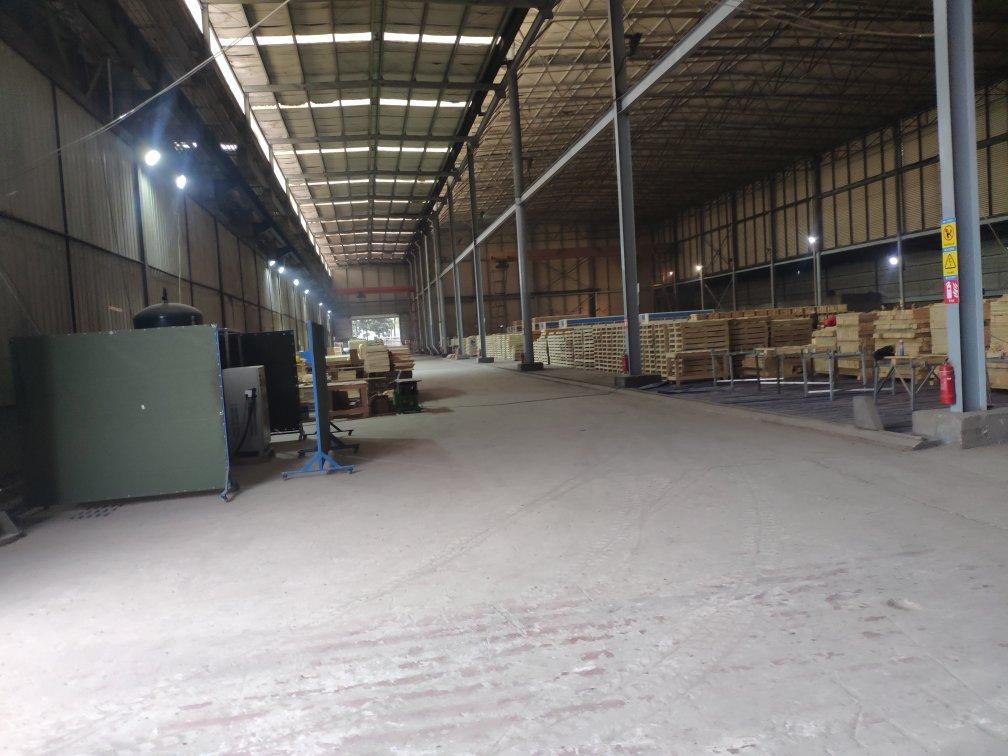 工业园区没,优质机械加工厂,5750平,带2个10t行车