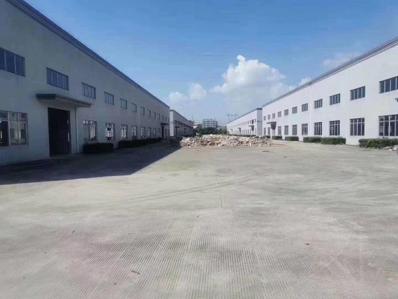 佛山市三水区芦苞镇原房东独院单一层钢构9000平方