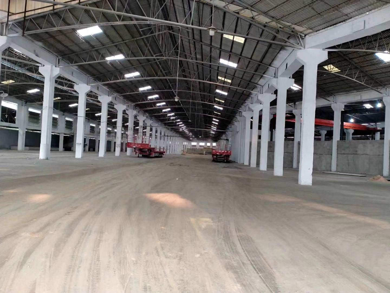 南庄单一层3000平米钢构厂房仓库出租可办环评可分租