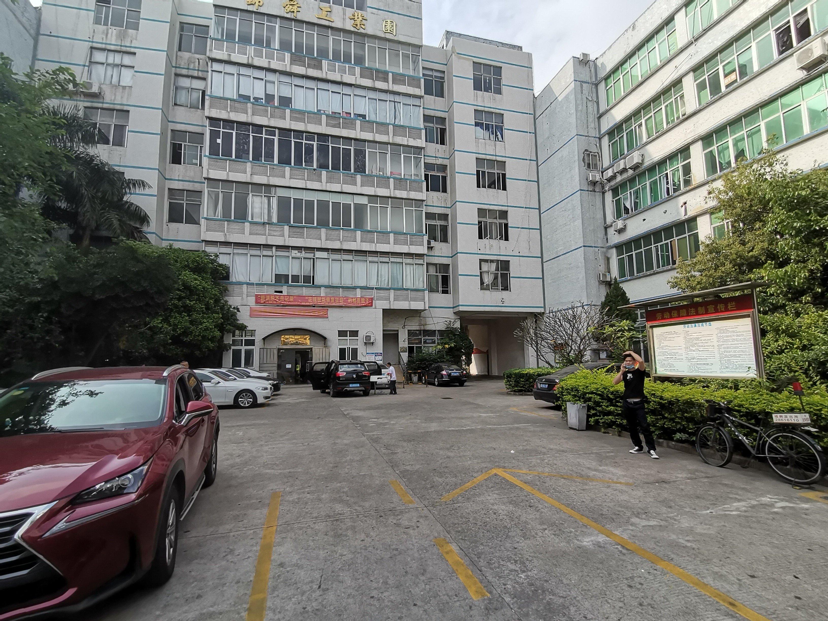 龙岗区横岗原房东厂房三楼760平,两部货梯