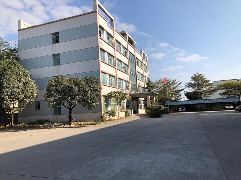 笋盘!常平9成新国有证厂房建筑5500平,一楼高6米