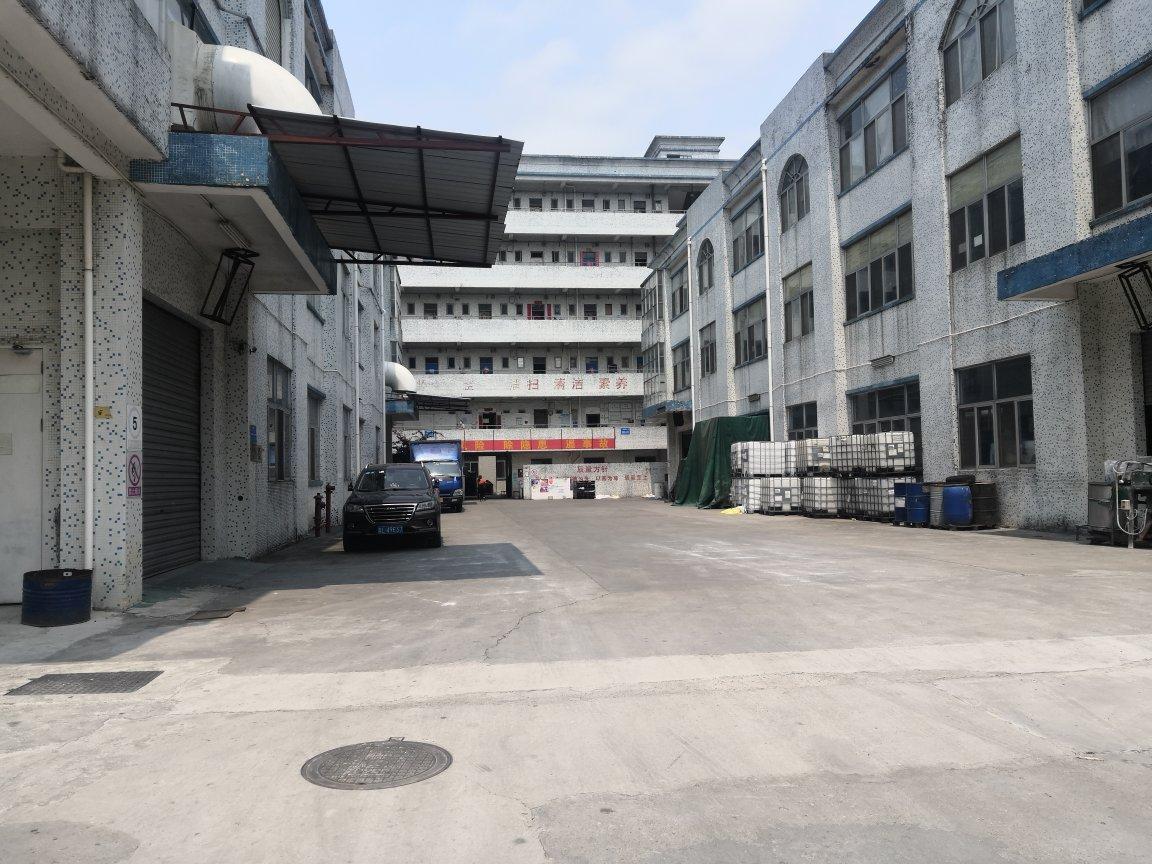 坪山碧岭原房东独院厂房1到3层1500平米招商