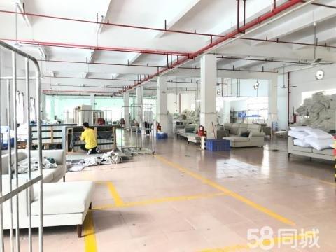 龙江园区12000方厂房出租配套完善形象好易招工