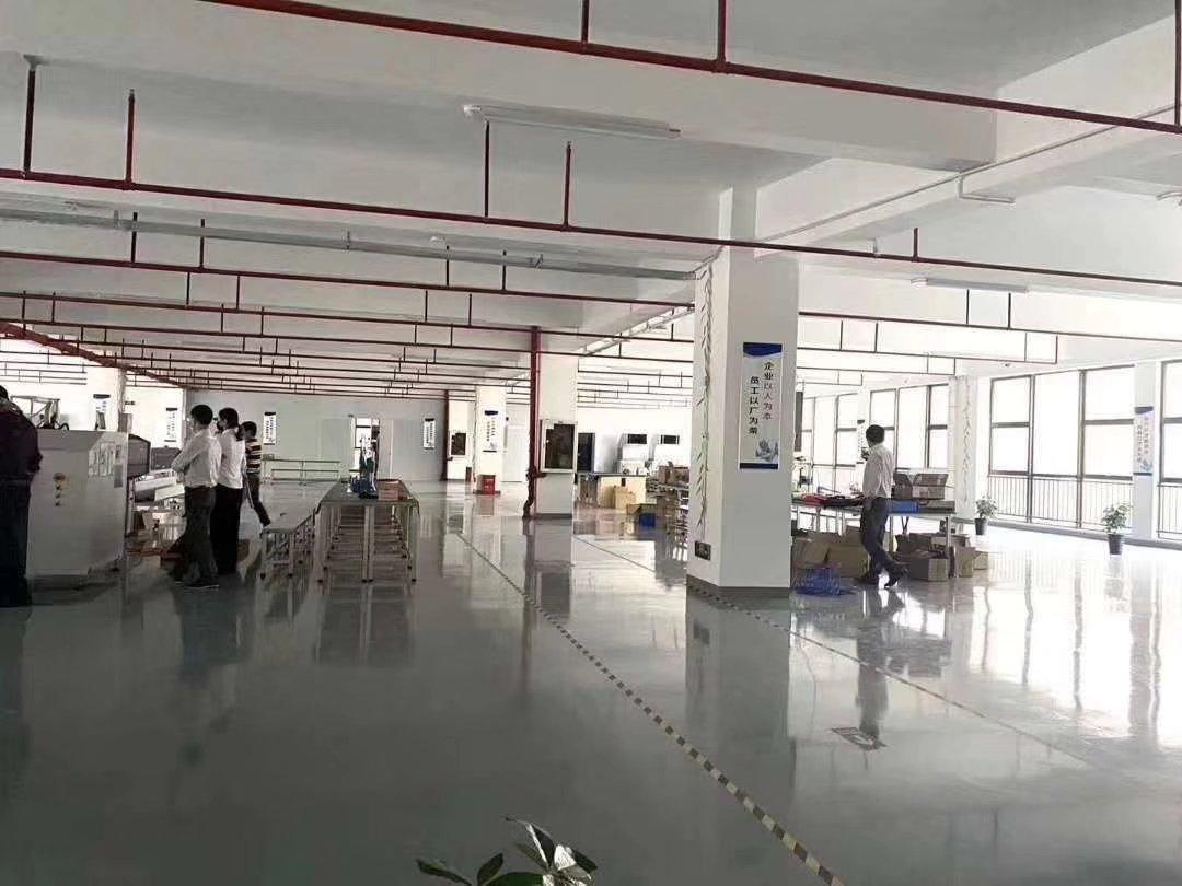 坪山大工业区新出原房东红本厂房1600平可办环评可分租