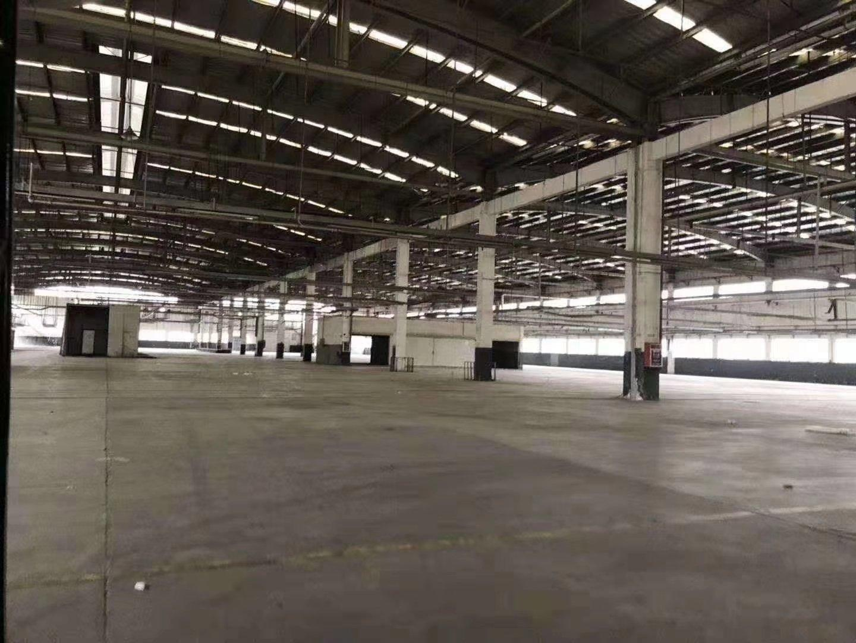 花园式超级红本26万平方米大型单一层产业园共8栋,面积大小可