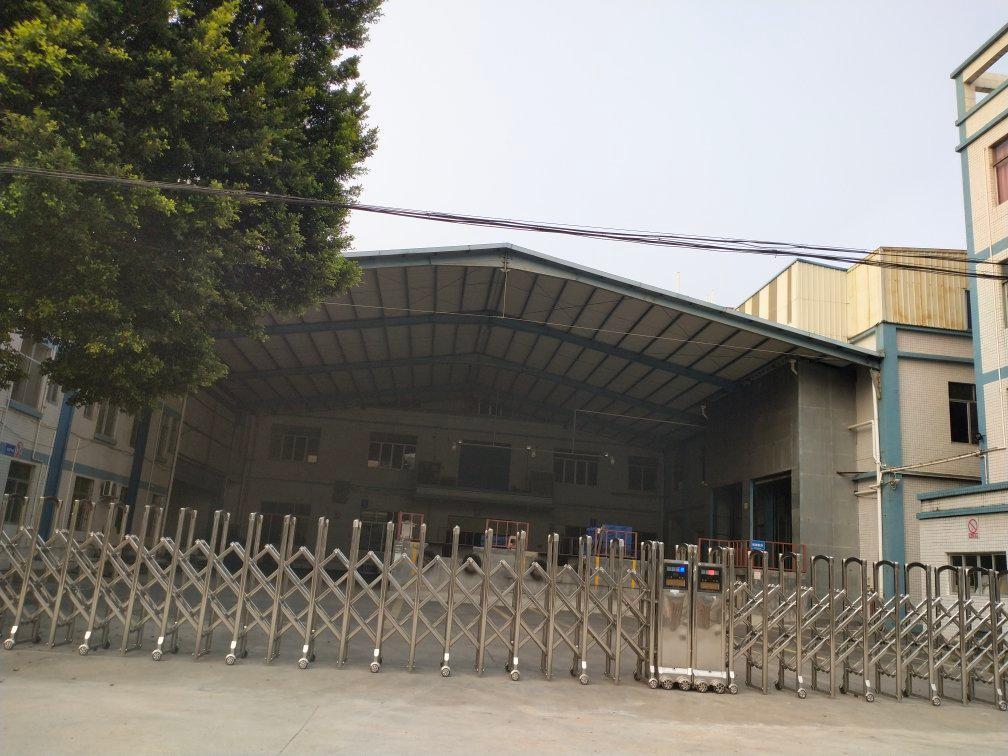 荔湾区独院标准厂房3380平方,带卸货平台