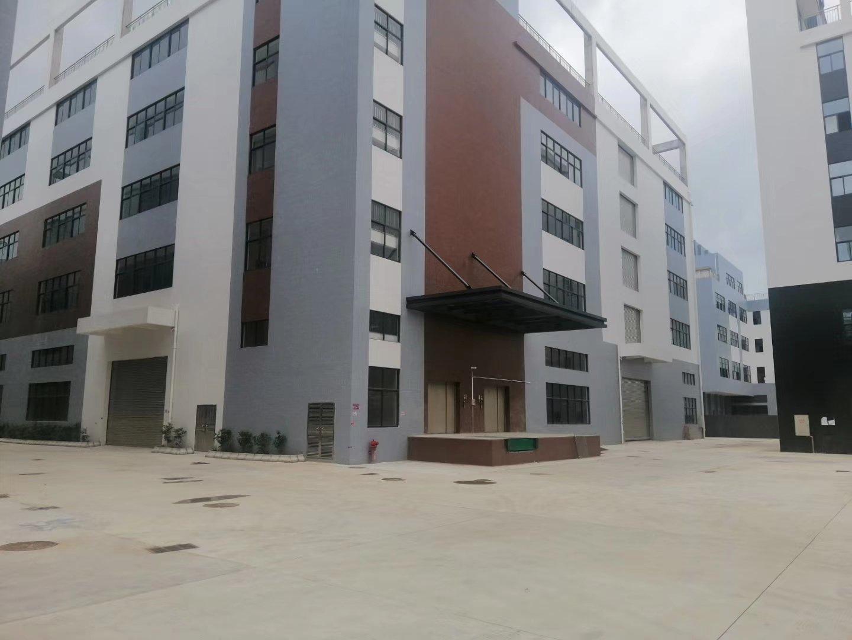 顺德区杏坛镇产业园区全新厂房带房产证,可分栋分层出租,