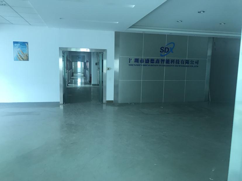 福永凤凰最新出1400平带装修厂房