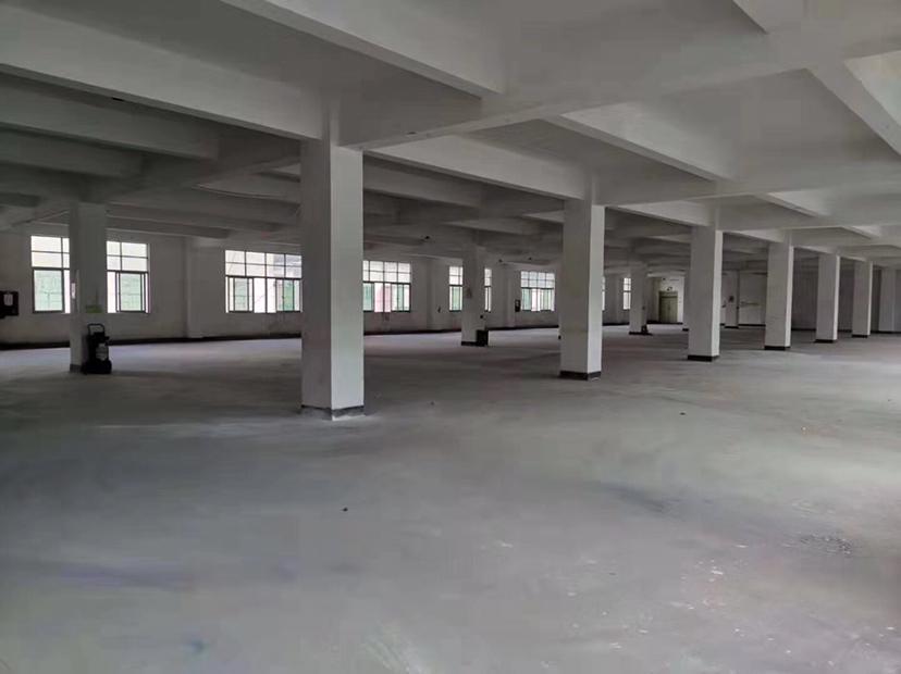 龙岗五联二三楼原房东厂房2000平招租