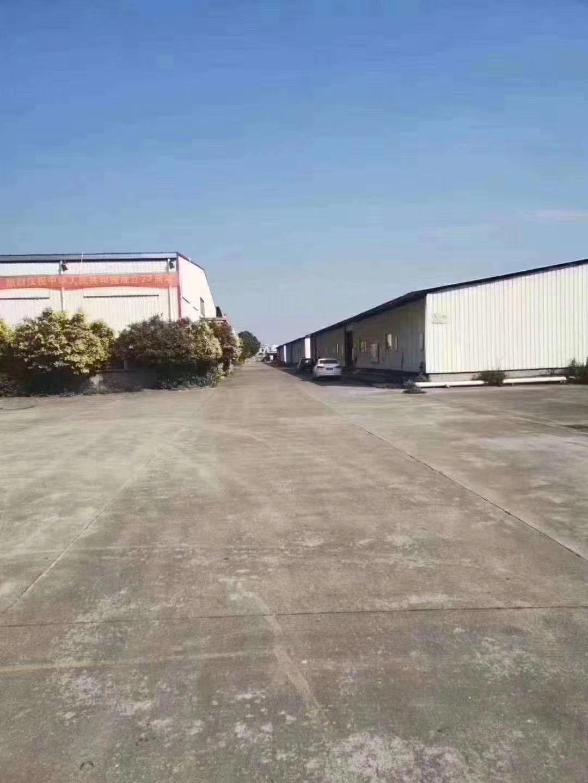 中山市阜沙新出单一层钢构厂房23000方
