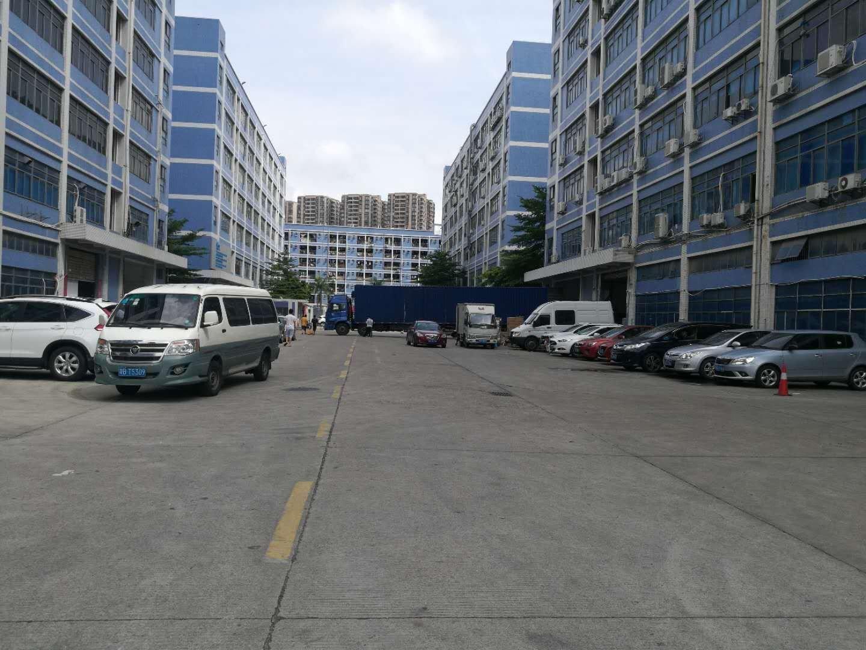 西乡固戍国道边上大型工业红本厂房500平起到3500平按需租