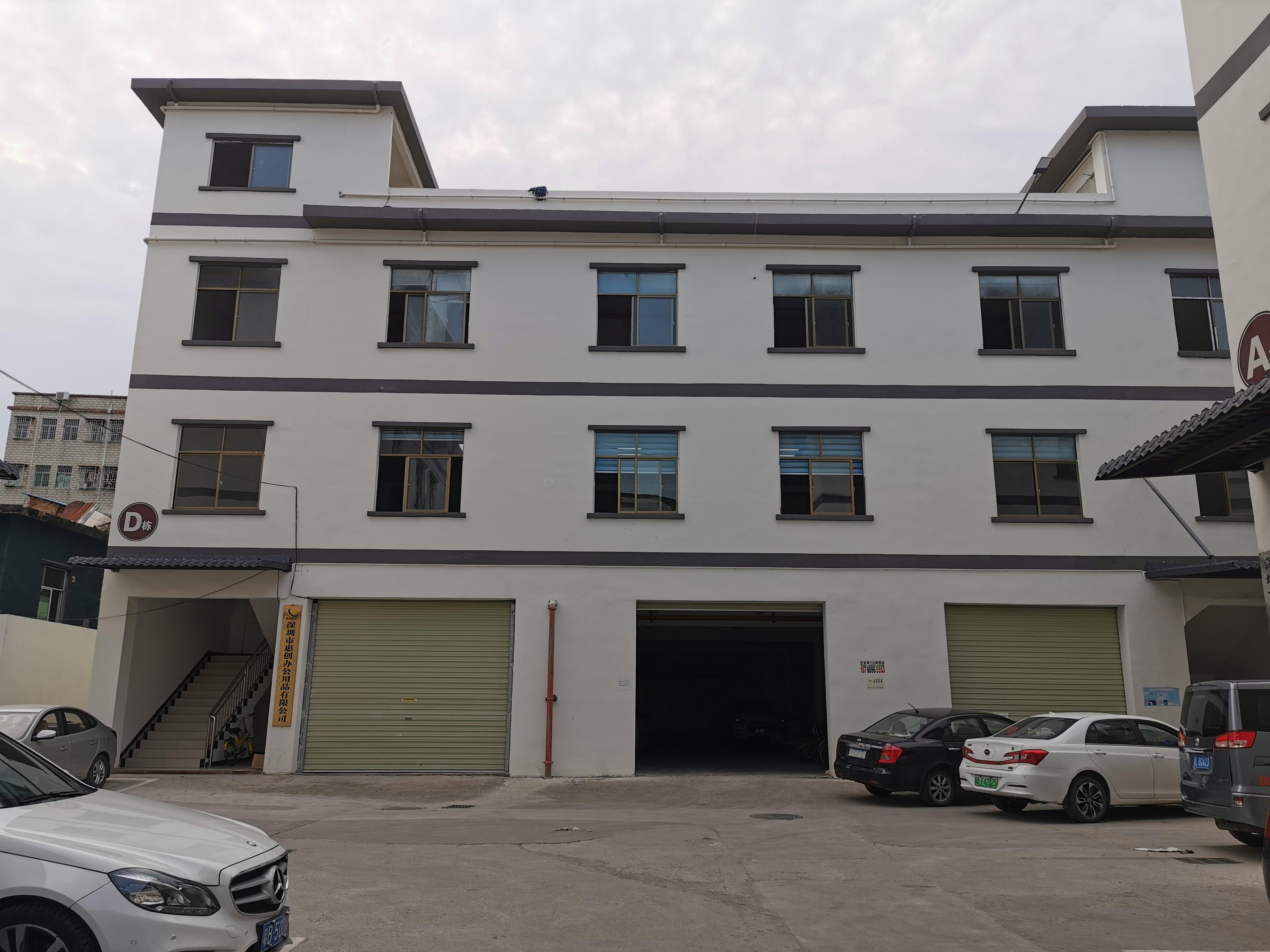 坪地新出一楼标准厂房仓库800平