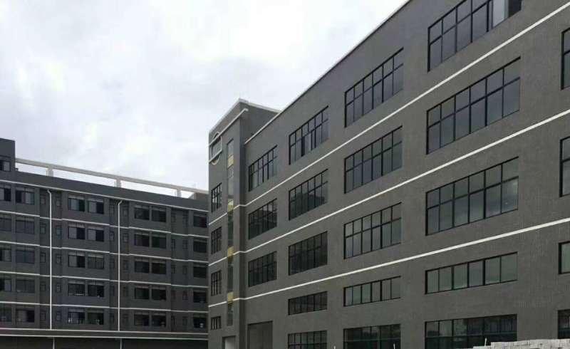 三水大塘工业园新出一栋12000方4层楼配有两部5T货梯