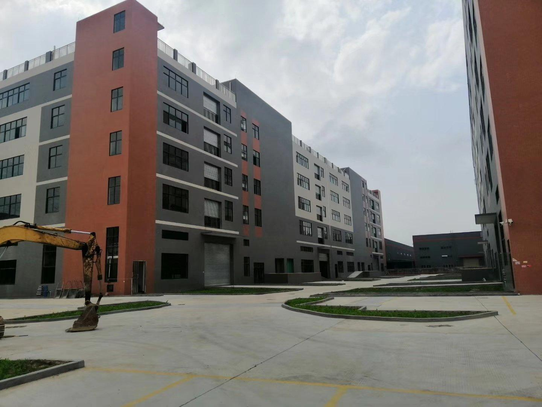 顺德区产业园区全新厂房带房产证,可分栋分层出租,