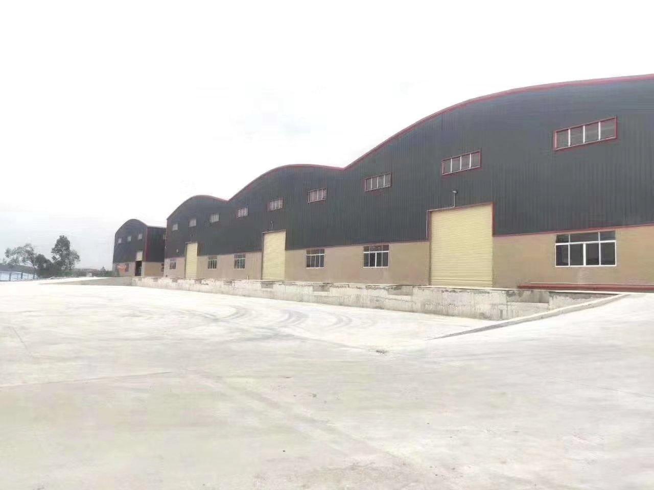 佛山原房东高台物流仓,单一层丙一类消防, 厂房面积4万平