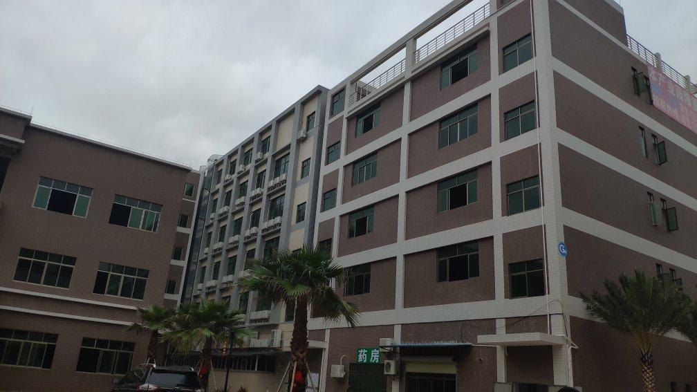 博罗杨村镇全新重工业厂房23000平方7米层高