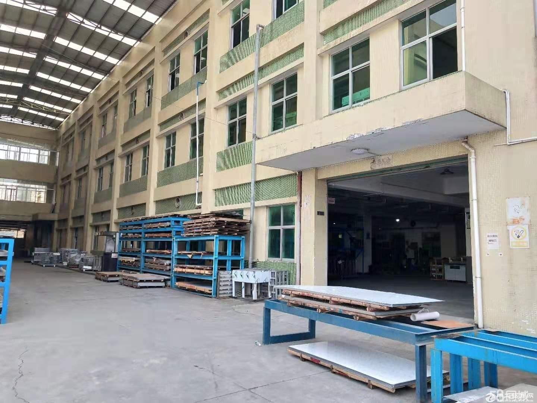 出租番禺大石东联工业区700方标准厂房