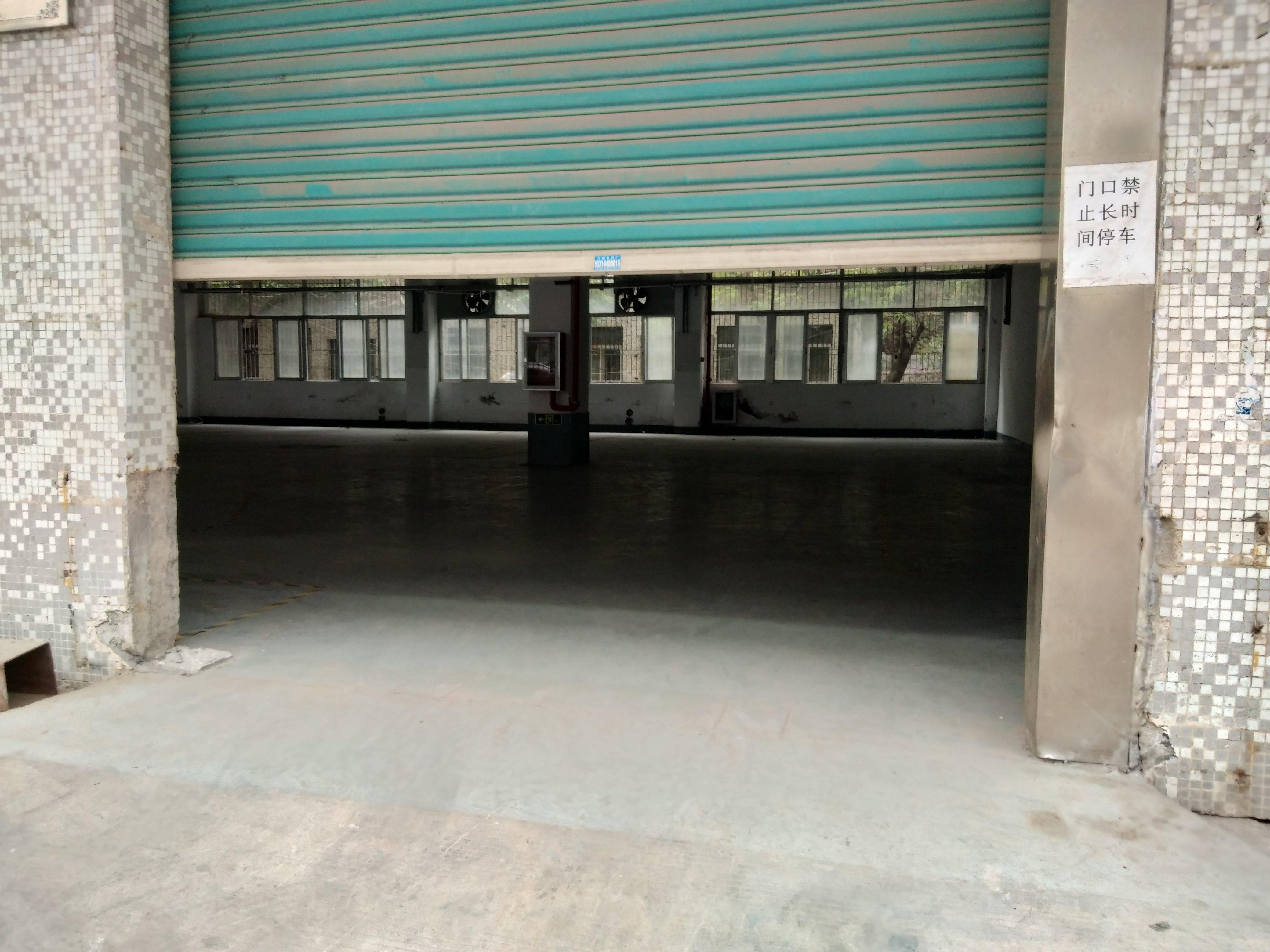 福永107国道边一楼650平物流仓库出租