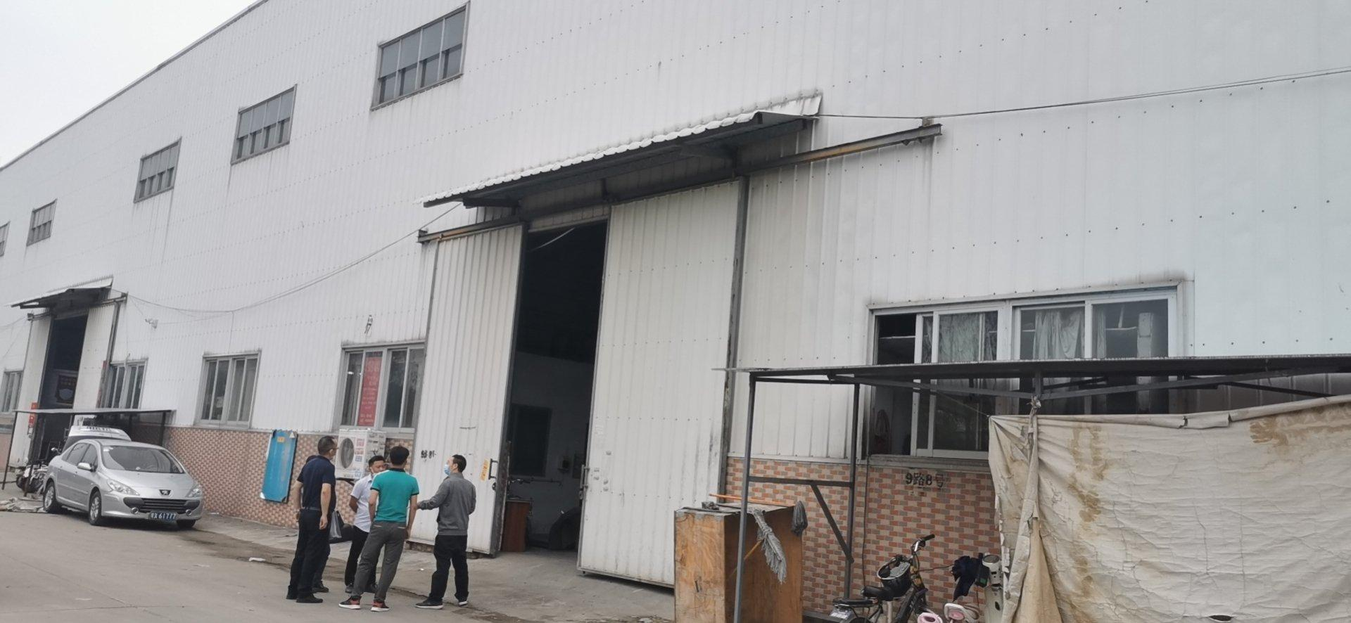 顺德杏坛智富园附近1000平带行车单层厂房出租