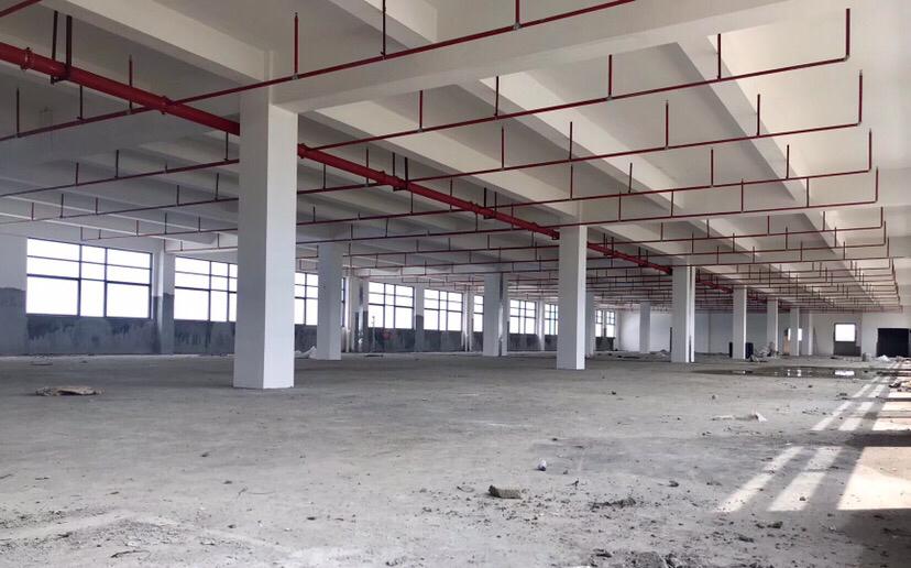惠州龙门原房东大型工业园厂房出租。