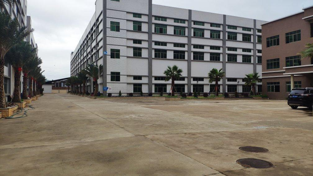 博罗柏塘镇独院标准厂房带牛腿23000平
