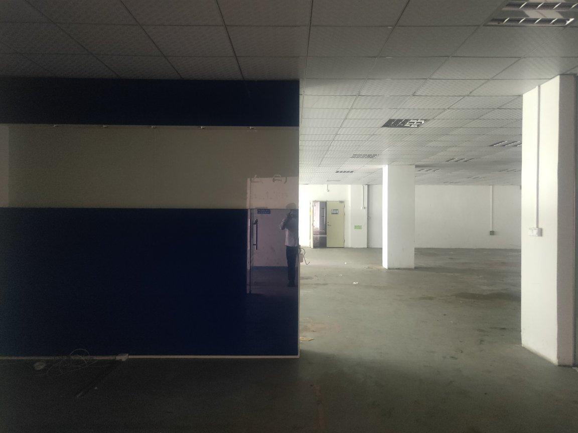 福永下十围独院楼上1000平米实际面积精装修厂房出租