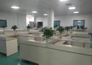 坪地新出楼上2100平现成装修厂房出租图片1