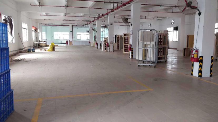 龙江镇新出标准独院厂房: A栋.厂房1-4F3200m²14