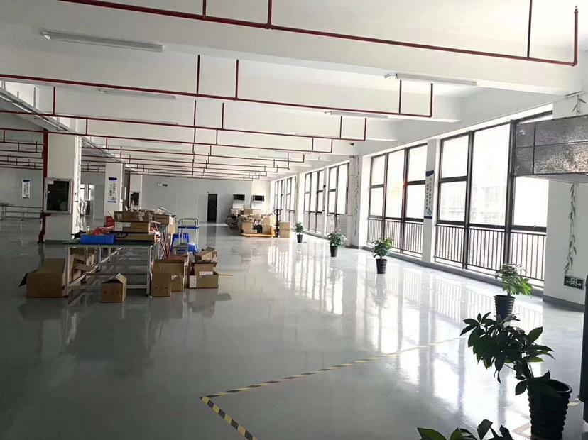 六联深汕路旁新出一二楼2000平精装修厂房出租免转让费