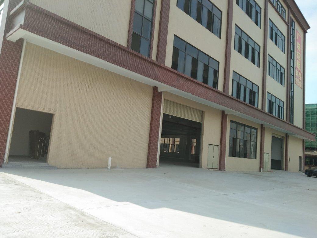惠州市博罗县新出独门独院标准厂房9001