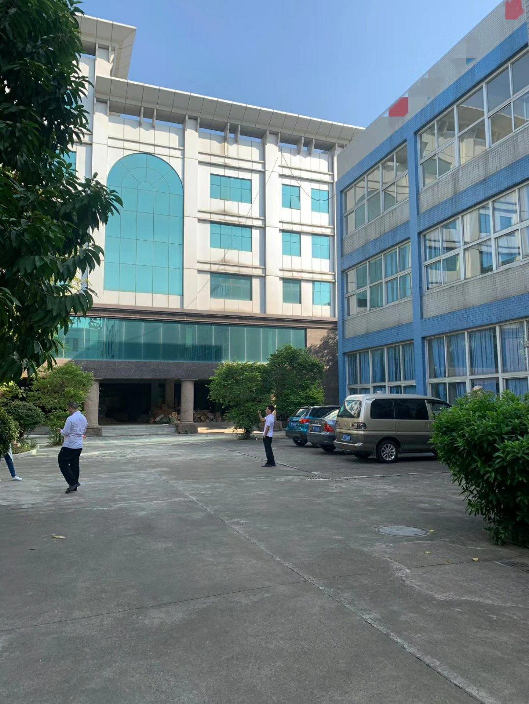 广清产业园5400㎡独栋厂房出售,可做化妆品,年限47年