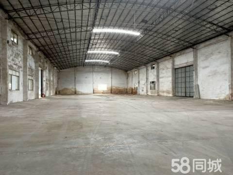 大良红岗单一层厂房出租,超大空地