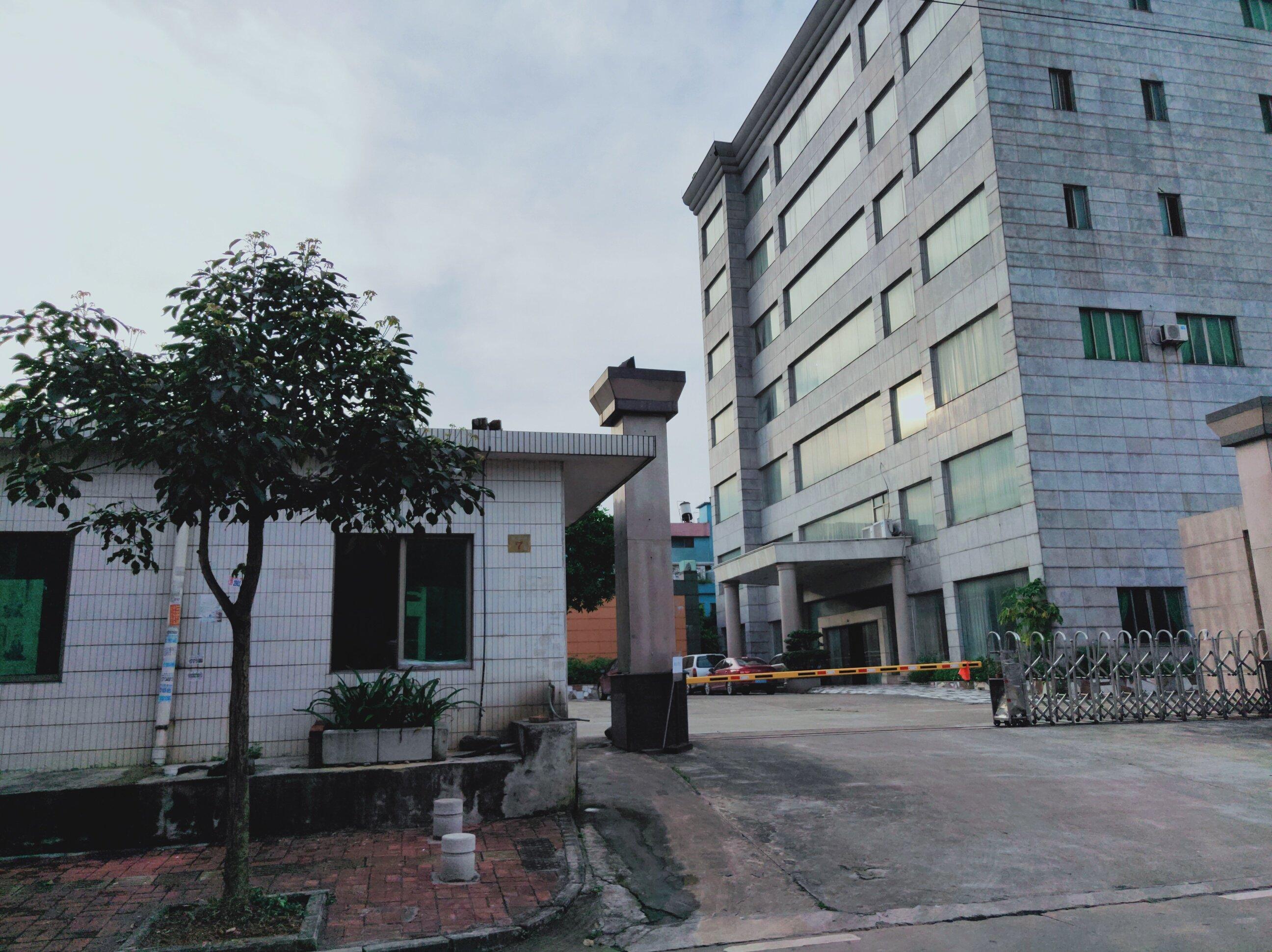 三水区大塘工业园化妆品厂房13000方配电2000千瓦原房东