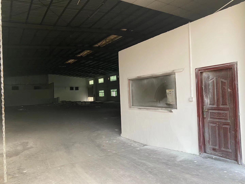 新出1550平方七米高钢构厂房可做仓库物流