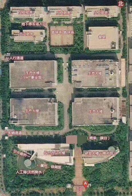 龙岗独院花园式原房东红本30400平厂房低价出租