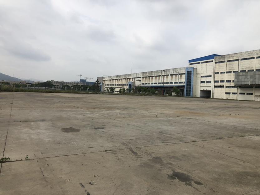 坪山大工业区一楼厂房仓库3200平方25米高出租空地大