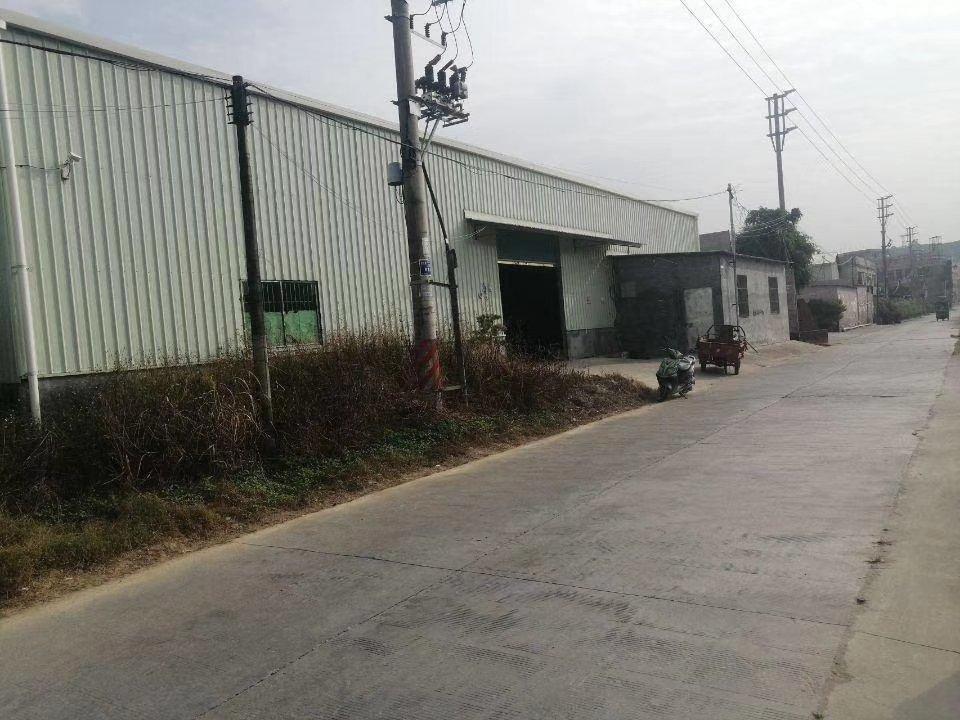 惠阳新圩塘口原房东独栋厂房出租1300平方,