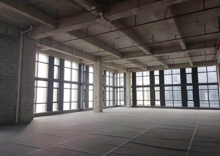 地铁口独立红本写字楼500平米出售可按揭图片6