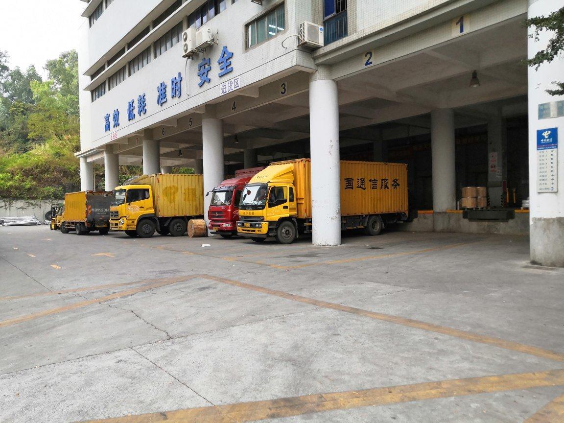 民冶大型物流园带卸货平台15000平,空地4000平,可分租