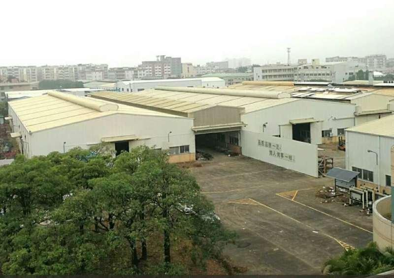 佛山市三水区大型工业区国有红本钢构厂房出售