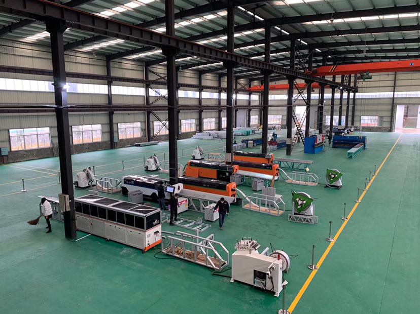 榔莉工业园钢结构带20吨行车1800平米厂房仓库300专电