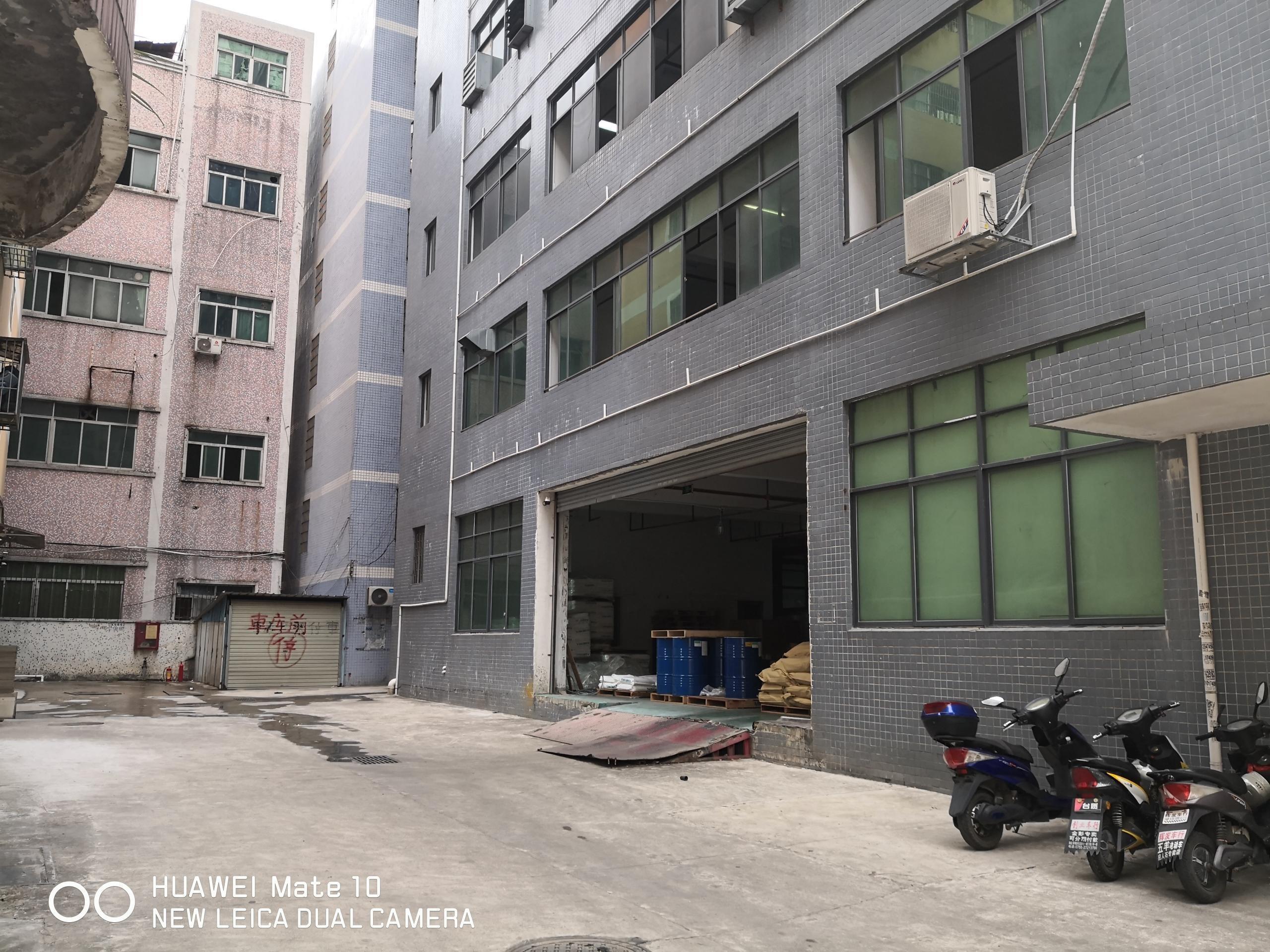 石岩塘头一楼厂房仓库出租840平米带卸货平台