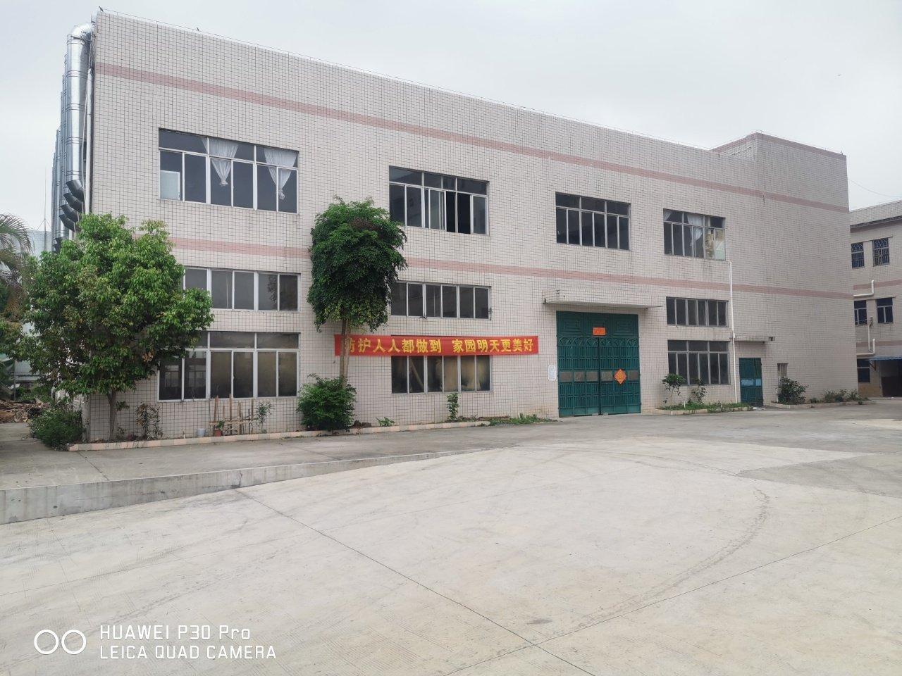 深圳坪山坑梓独门独院标准厂房9500平米,形像好,