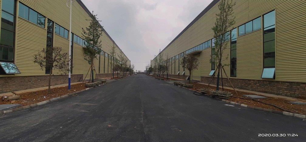 眉山丹棱工业园区新建钢结构厂房出售
